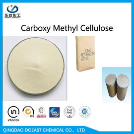 CAS 9004-32-4 Food Grade Cellulose Powder CMC with Halal Kosher Certificated